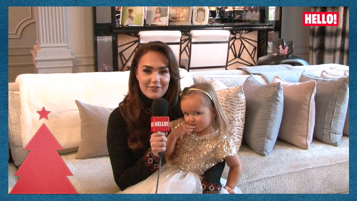 Tamara Ecclestone and daughter Sophia reveal what they want from Santa