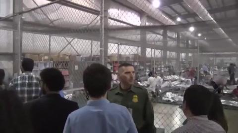 Trump reafirma controvertidas medidas contra inmigrantes