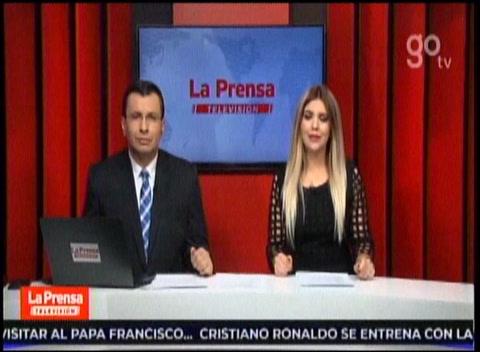 Sucesos LA PRENSA Televisión