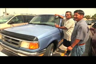 Furor Vehicular en Matamoros