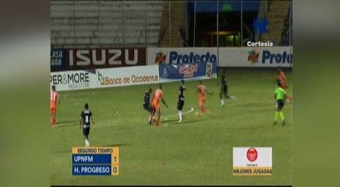 UPN 1-0 HNP (Liga Nacional 2018)