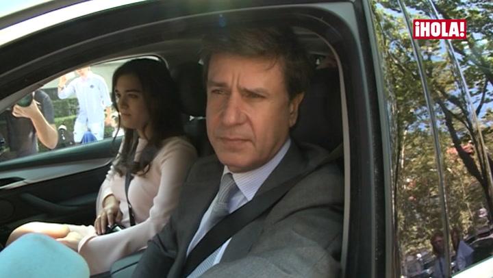 Cayetano Martínez de Irujo confirma que ha tenido que pasar de nuevo por el quirófano