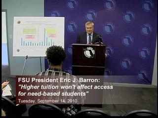 Barron on Tuition