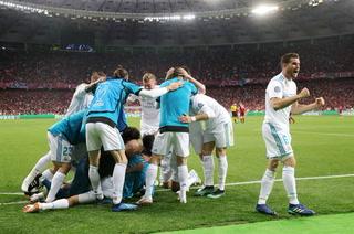 Real Madrid se corona tricampeón de Champions League en Kiev