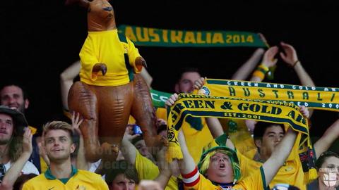 Australia, el rival que la H deberá superar para llegar al Mundial