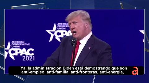 Análisis: Trump insinúa volver a presentarse en 2024 como republicano