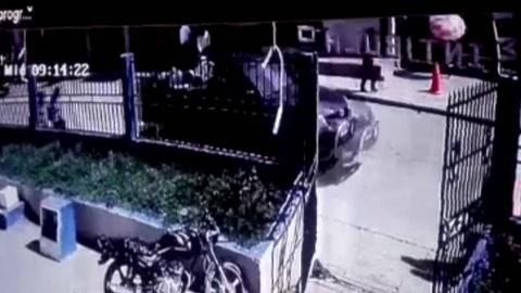 Anciana y menor de edad son embestidos por autobús en Intibucá