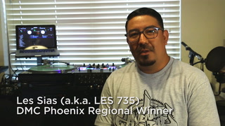 Phoenix's Les735 Heading to National DJ Battle