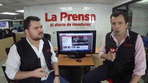 Avance informativo sobre lo ocurrido en México