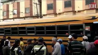 Tegucigalpa: Policía Militar monta fuertes operativos en colonia El Pedregal