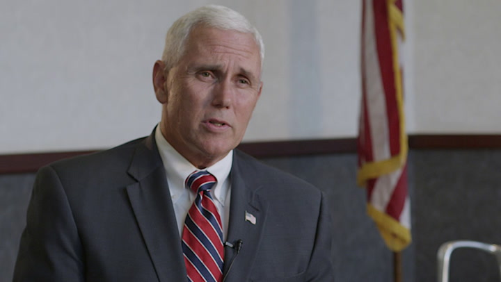 The Exchange - Gov. Mike Pence talks about Re-election & Presidency