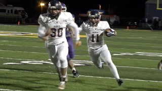 Rochester vs Taylorville Football Quarterfinals
