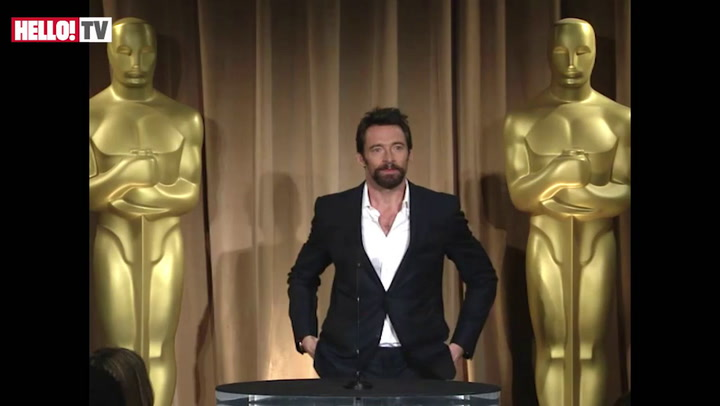 Hugh Jackman on the pressure of taking on his role in Les Miserables