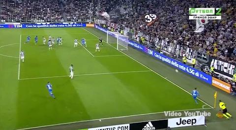 Gol de Kalidou Koulibaly a La Juventus (Serie A)