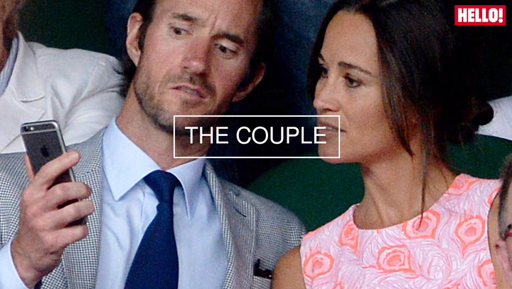 All you need to know about Pippa Middleton\'s wedding to James Matthews