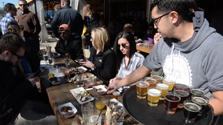 Girl Scout Cookies and Beer Make for Good Pairings at LUCK