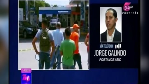 Atic se pronuncia sobre falsos agentes que acribillaron a dos hombres