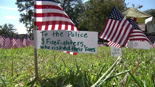 FSU commemorates 10th anniversary of 9/11