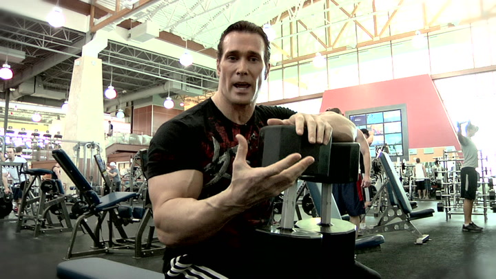 Add Strength & Size | Mike O'Hearn's Power Bodybuilding Program