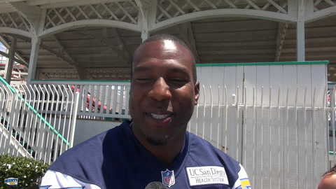 Antonio Gates on Chargers defense & why no one knows him like Rivers