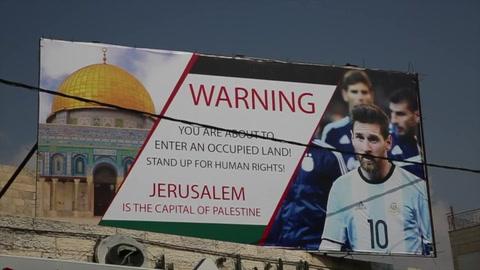 Atemorizada Argentina de Messi evita jugar con Israel