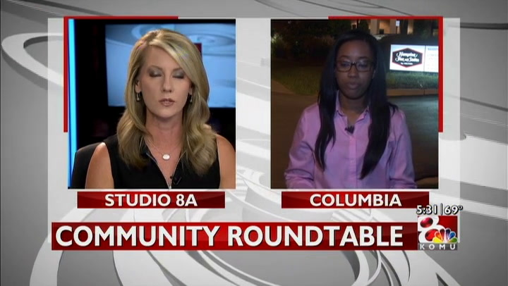 Legislative candidates join the community to learn more about issues facing Columbia\'s youth