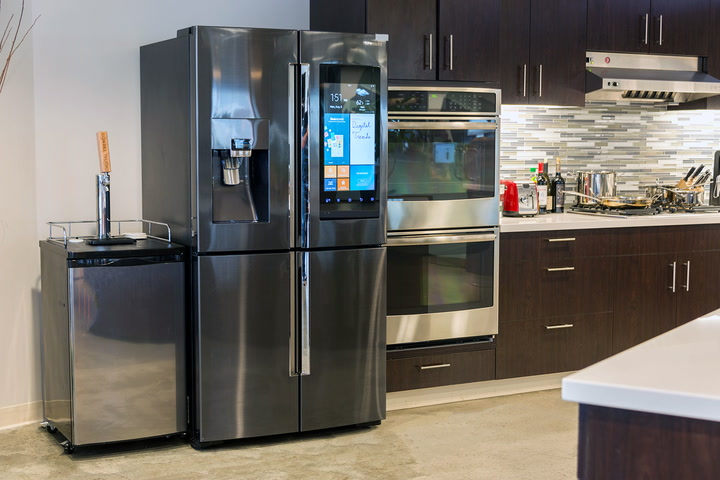 nice Samsung Kitchen Appliance Reviews #7: Samsung Family Hub Review