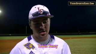 Yancy Talks About His Homer vs Trigg