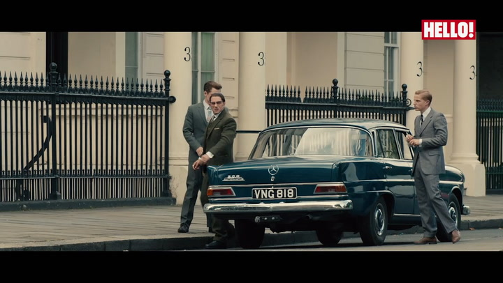 LEGEND: First look at the style of 60s London in this HELLO! exclusive featurette