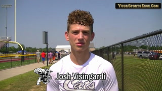 Visingardi Ready to Produce For the Wildcats