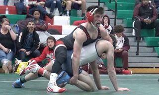 Lincoln Sectional Wrestling Blood Round