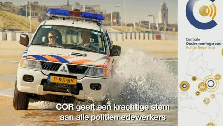 Centrale Ondernemingsraad Politie Nederland - Bedrijfsvideo