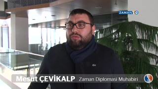 Mesut Çevikalp, Merkel'in Türkiye ziyaretini Zaman TV'ye değerlendirdi