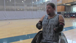 One of the Nation's Top Wheelchair Rugby Squads is Here in Phoenix