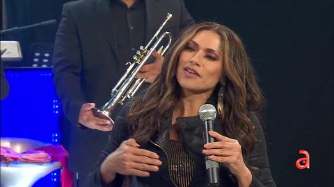La cantante mexicana Alejandra Rojas nos Canta Mejor Me Voy en TN3