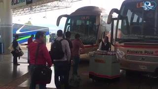 Reanudan corridas de autobuses en Michoacán