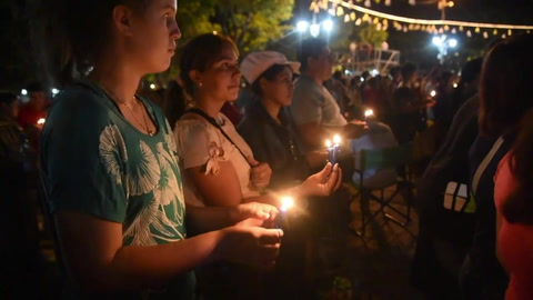 Inmaculada Concepción: Peregrinos veneran a su virgen en Paraguay
