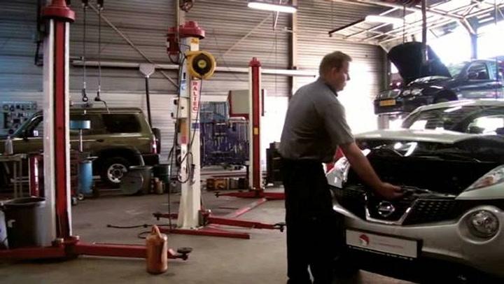 Autobedrijf van Nieuwenhoven - Bedrijfsvideo