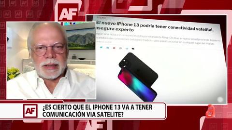 Mensajes y llamadas sin cobertura: los nuevos iPhone 13 serán compatibles con comunicación vía satélite
