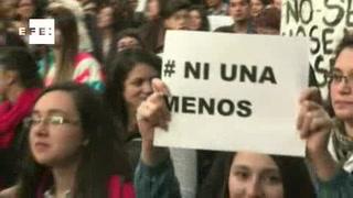 Asesinato de joven argentina moviliza a AL contra feminicidio