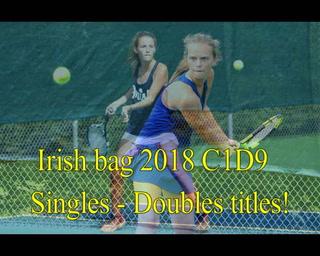 Class 1 District 9 Individual Tennis
