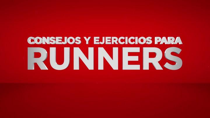 Consejos y ejercicios para \'runners\'