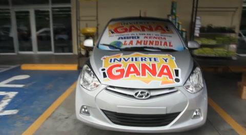 Regresa la promoción Invierte y Gana de Agencia La Mundial con otro auto último modelo