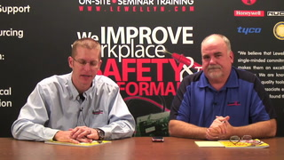 Workplace Safety Show – Ep. 14 – NFPA 70E 2012 Changes