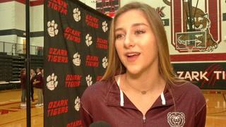 VIDEO: Julia Mccown Signing