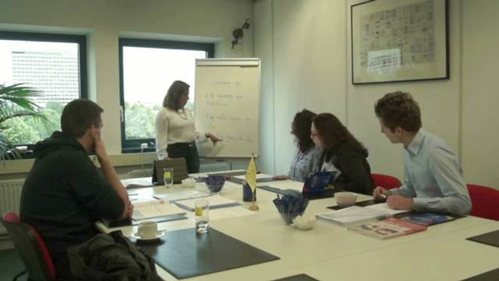 Business Talen Taalcursussen Rotterdam BV - Video tour