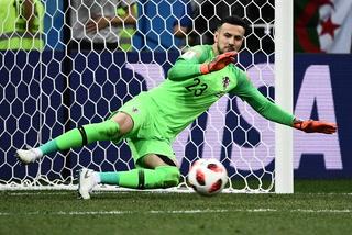 El portero Danijel Subasic se retira de la selección de Croacia