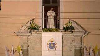 El Papa insta en Polonia a acoger a los migrantes