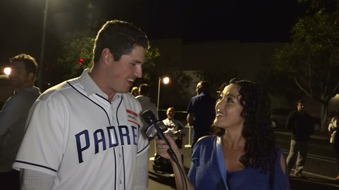 Hunter Renfroe on his 2016 experience, ASG and looking forward to 2017 role
