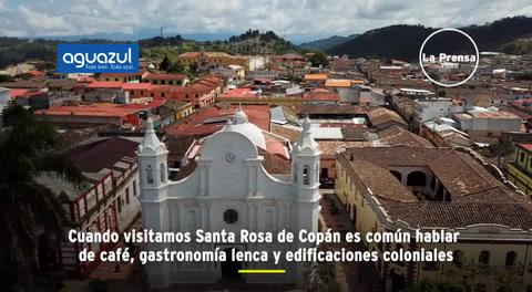 Ruta 504: Santa Rosa de Copán, la Sultana de Occidente